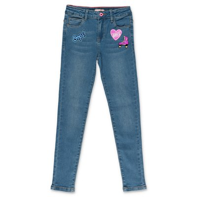 BillieBlush blue stretch cottom denim jeans