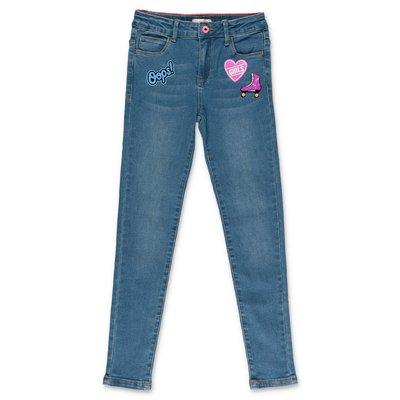 BillieBlush blue stretch cottom denim jeans