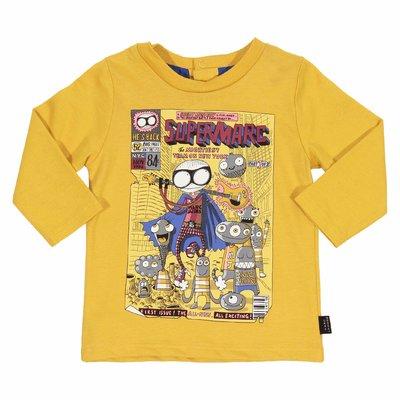 작은 마크 제이콥스 코믹 프린트 티셔츠