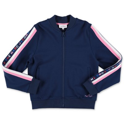 Little Marc Jacobs navy blue track jacket