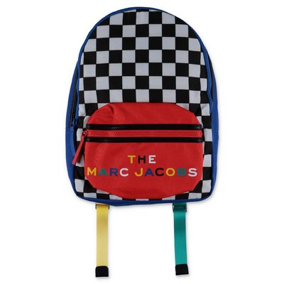 Little Marc Jacobs blue nylon backpack