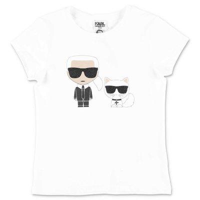 Karl Lagerfeld white