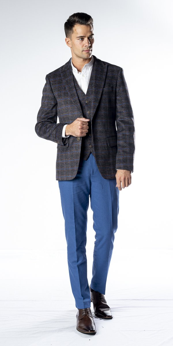 The Macbride  Tweed  Jacket