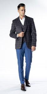 Die Macbride Tweed Jacke