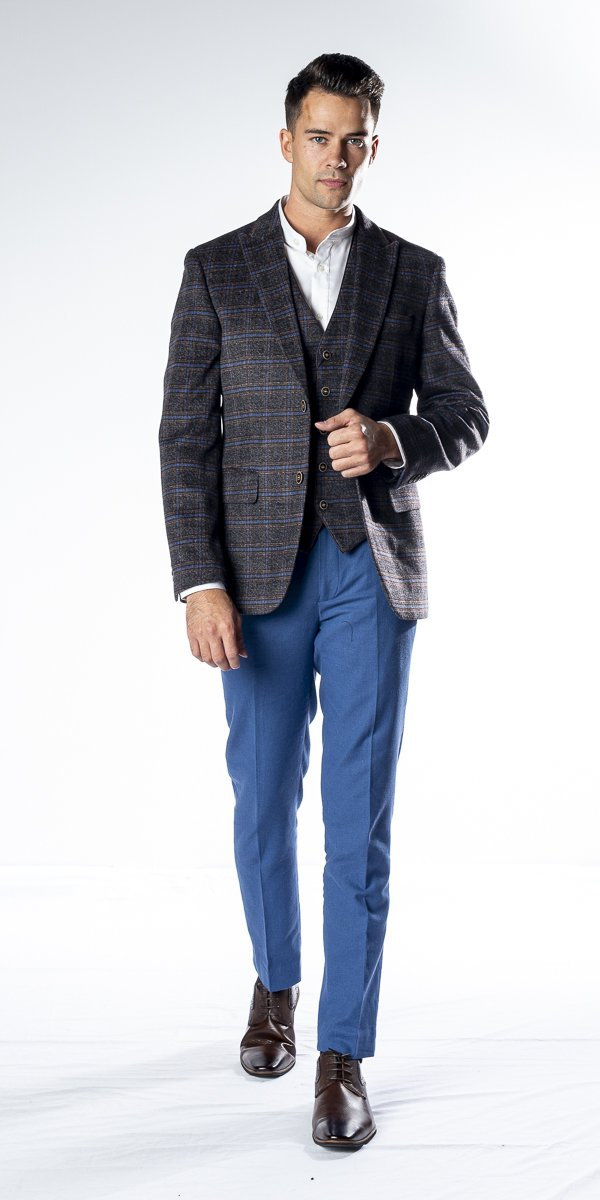MacBRIDE - Three Piece Suit