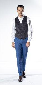 Die Macbride Tweed-Weste