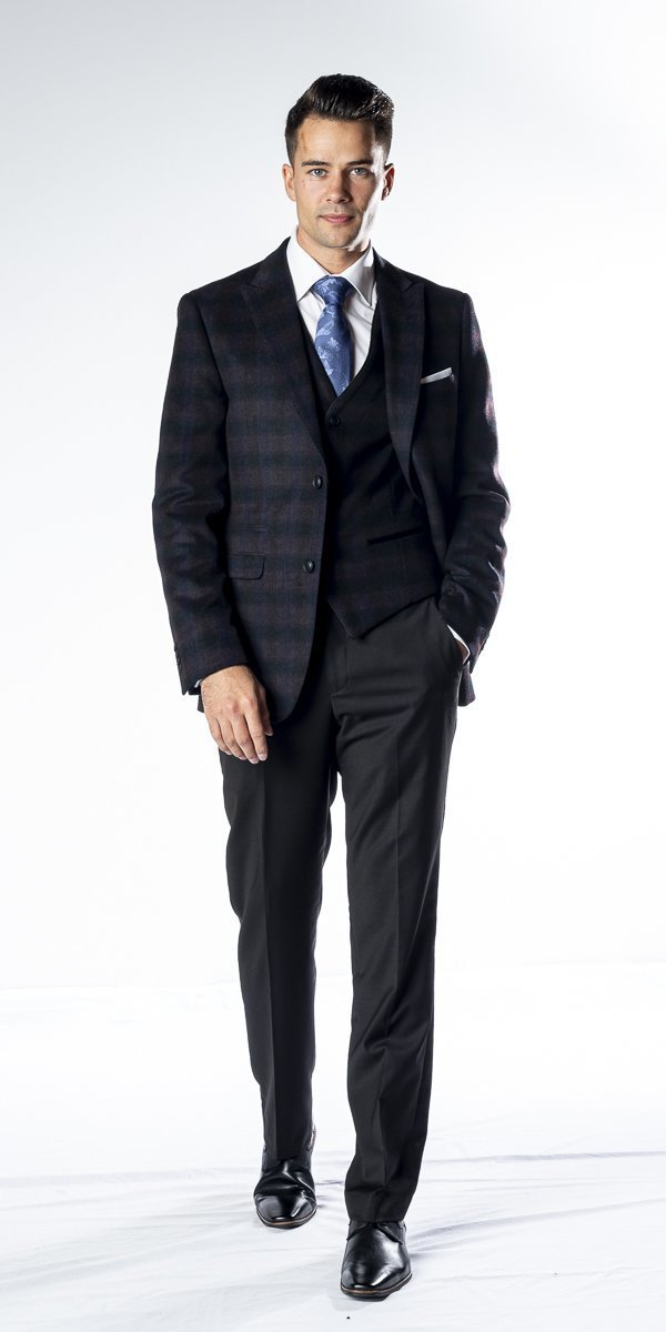 The Clarke - Three Piece Suit