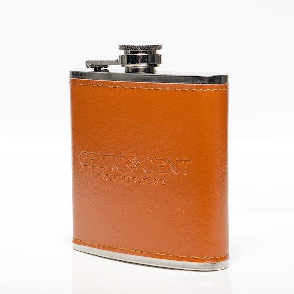 Flasque brune