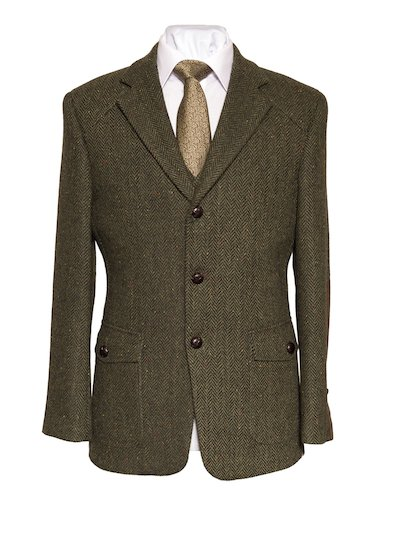 McDonagh Green Heritage Jacket - Green