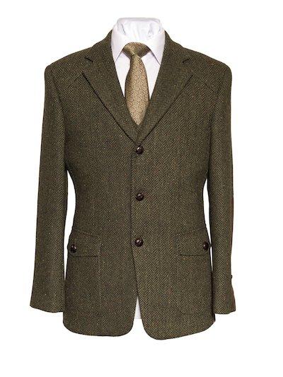 McDonagh Green Heritage Jacket