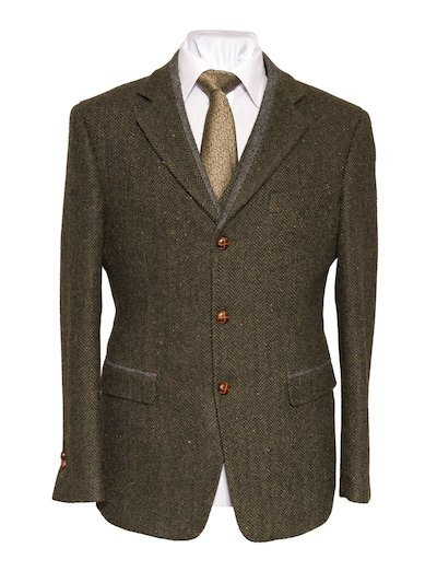 Casement Green Classic Fit.Jacket