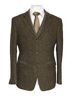 Casement Green Classic Fit.Jacket