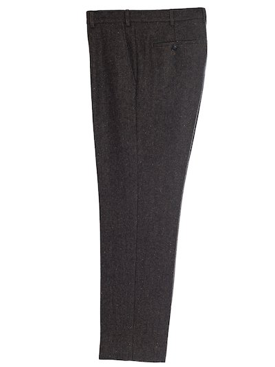 Brown Tweed Trousers