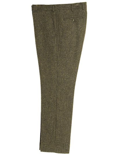 Pearse Trousers - Green