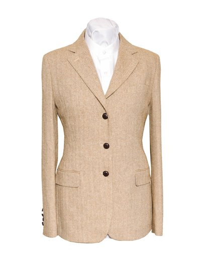 The Dunsay Jacket - Beige