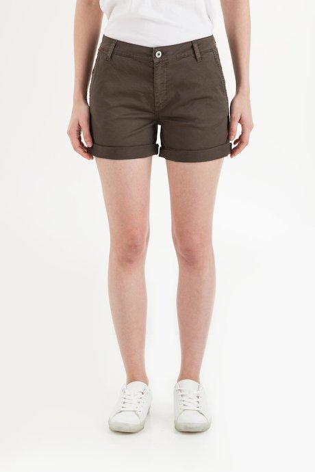 Woman's Shorts - BW2496TVIKG
