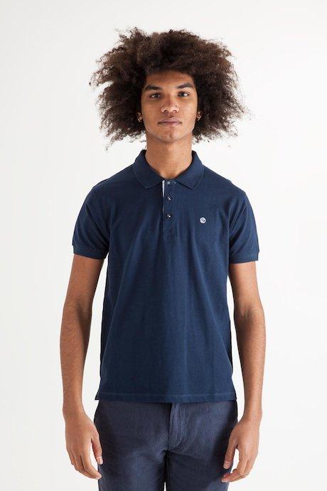 Man's Polo Shirt - TM2225TPQMB