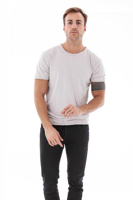 T-shirt Sfumata