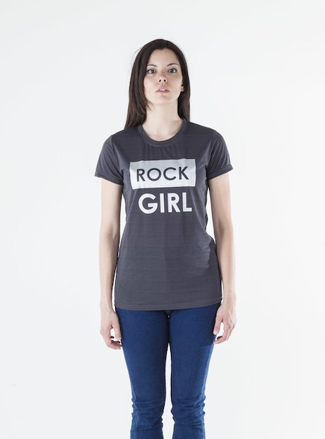 T-shirt Rock Girl