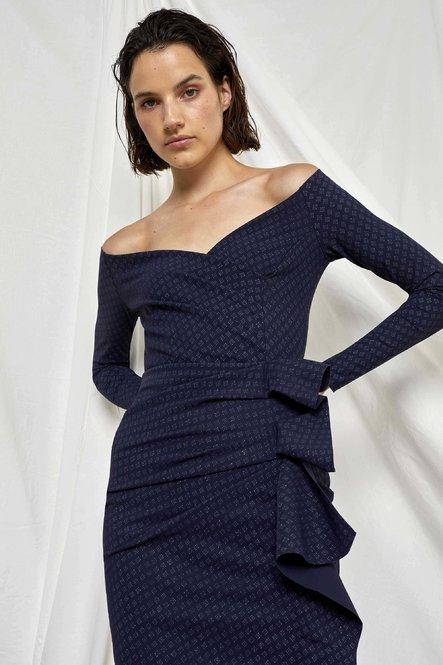 SILVERIA DRESS