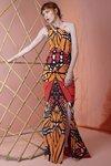 Chiara Boni USA - Costanza Dress - Tropical Butterfly - Chiara Boni USA