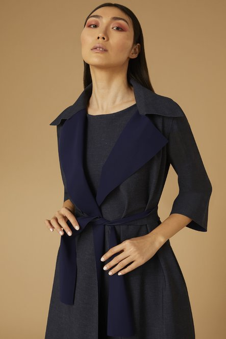 Saveria Duster Coat