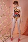 Chiara Boni USA - Costy Swimsuit - Tropical Butterfly - Chiara Boni USA