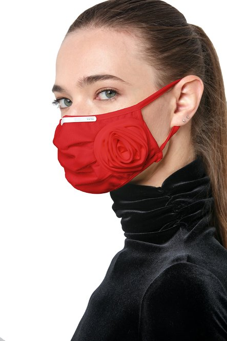 Embellished Face Mask