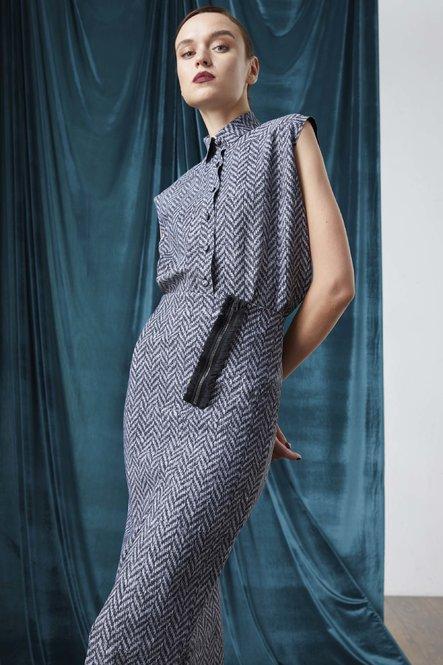 Sama Printed Skirt