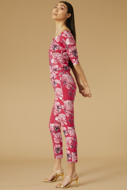 Colleen Printed  Pants