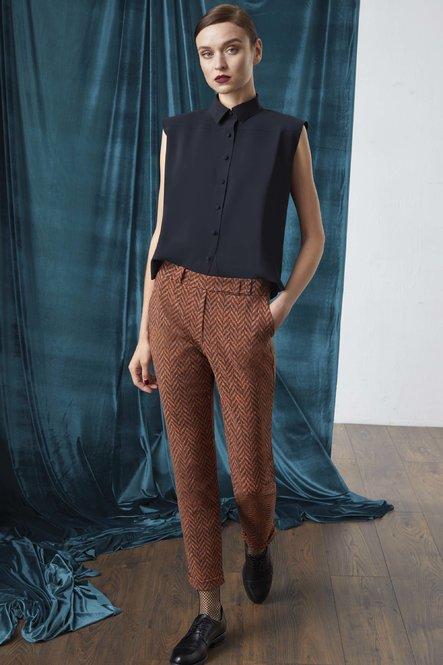 Lisbeth Printed Pants