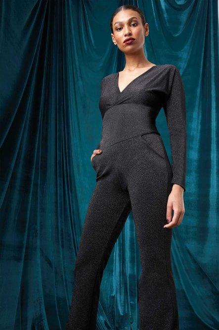 Pantaloni Venusette Lurex
