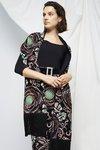 Chiara Boni - VELVET SCARF - Oriental Rose - Chiara Boni