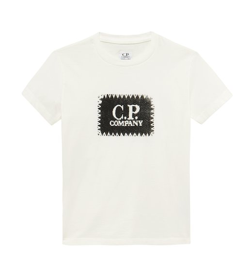 UNDER16 C.P. LABEL PRINT SS T SHIRT 10-14 YRS