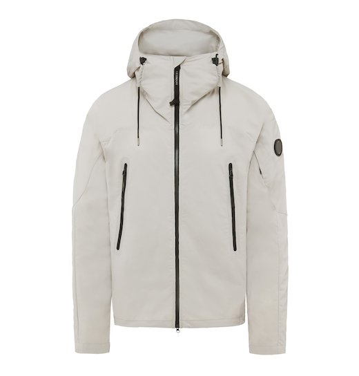 PRO-TEK LENS FULL ZIP HOODED JACKET