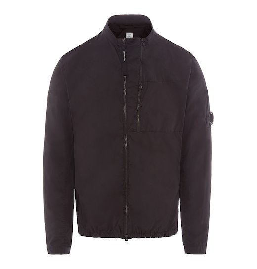 NYCRA GD LENS DOUBLE ZIP BOMBER JACKET