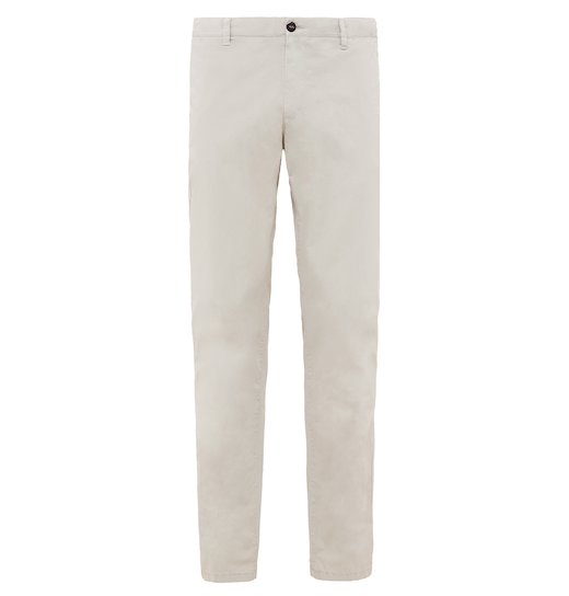REGULAR FIT GD GABARDINE MILITARY CHINO PANTS