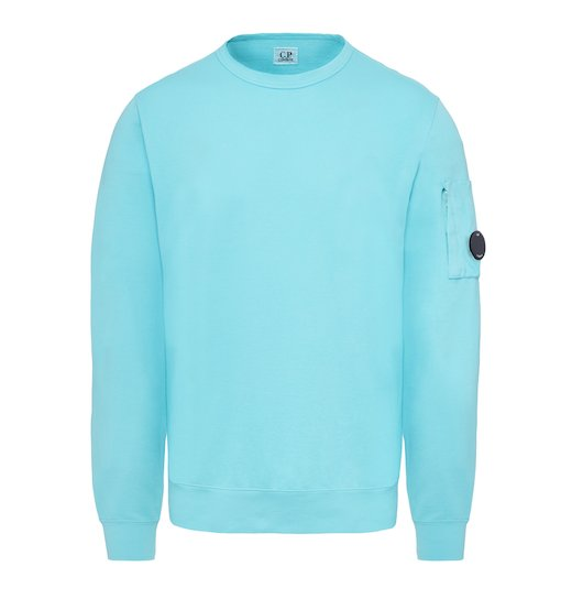 GD LIGHT FLEECE LENS CREW NECK SWEATSHIRT