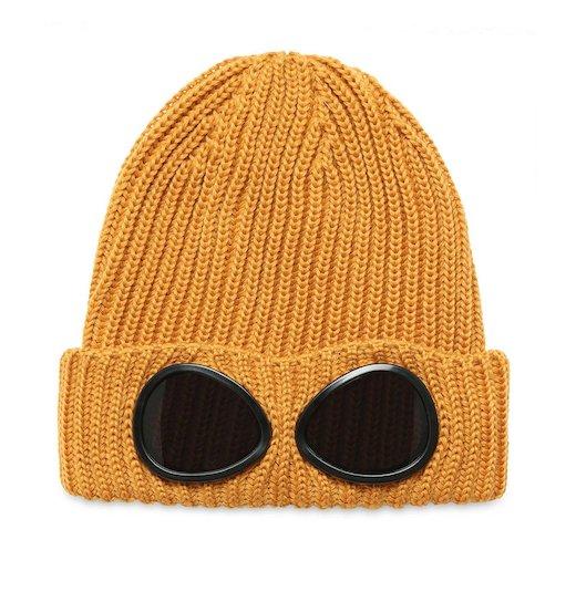 Under16 Merino Wool Goggle Beanie Hat