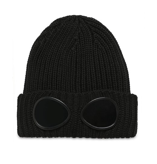 Under16 Merino Wool Goggle Beanie Hat