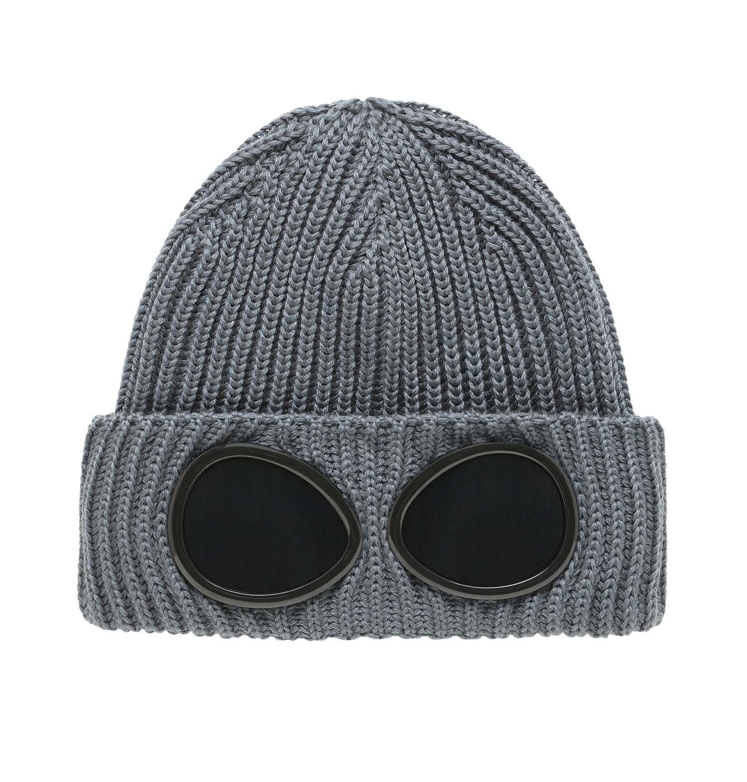 28f557575fe Merino Wool Goggle Beanie Hat