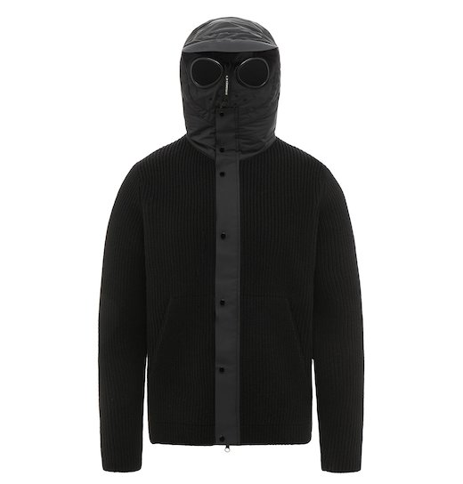 Goggle Explorer Knit Jacket