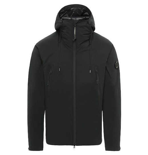 Pro-Tek Lens Full Zip Hooded Short Jacket