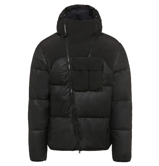 Bi-Mesh GD Goggle Utility Zip Puffy Jacket