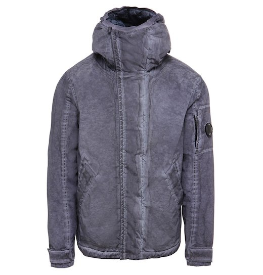 Re-Colour Nycra Lens Hooded Short Jacket