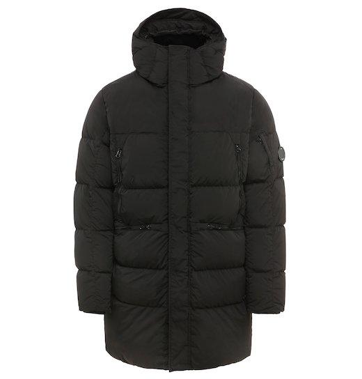 Nycra GD Lens Puffy Parka Long Jacket