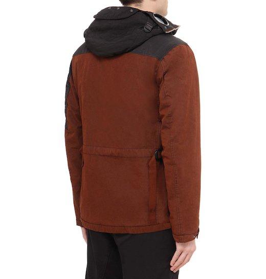50 Fili Rubber GD Goggle Explorer Short Jacket