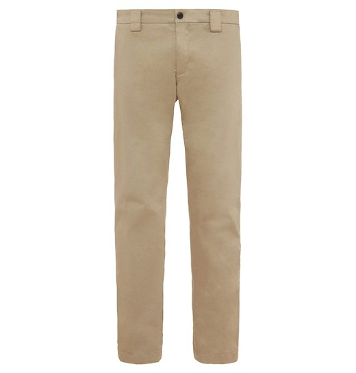 Raso Stretch Regular Fit Chino Pants