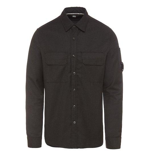 Flannel Lens Field Shirt Jacket