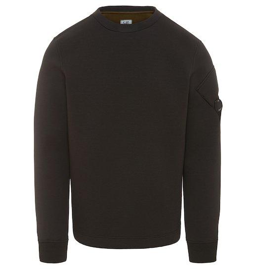 Scuba Fleece Lens Pocket Crew Sweatshirt